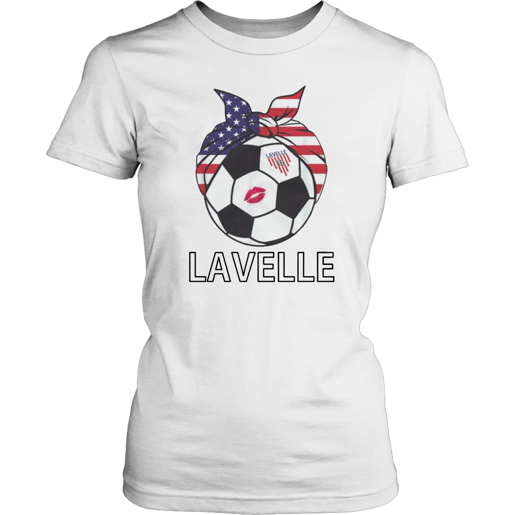Rose Lavelle US Women's National Soccer Team Shirt