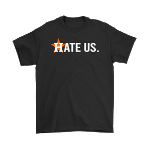 Houston Astros Hate Us Mens Shirt