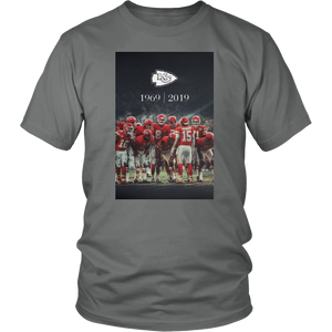 Kansas city chiefs 1969-2019 Shirt
