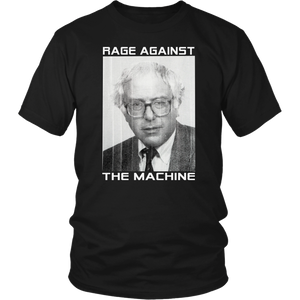 Bernie Sanders Rage Against The Machine T-Shirt
