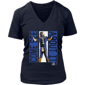 Bowden JR Come See About It LBJR Shirt