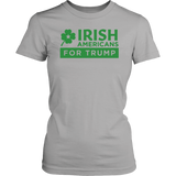 Americans for Trump Irish ST Patrick's Day Shirt