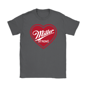 Miller Strong Milwaukee Womens Shirt