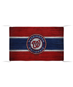 Washington Nationals Face Mask Cloth Face Mask