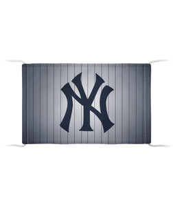 NY Yankees Face Mask Filter Cloth Face Mask