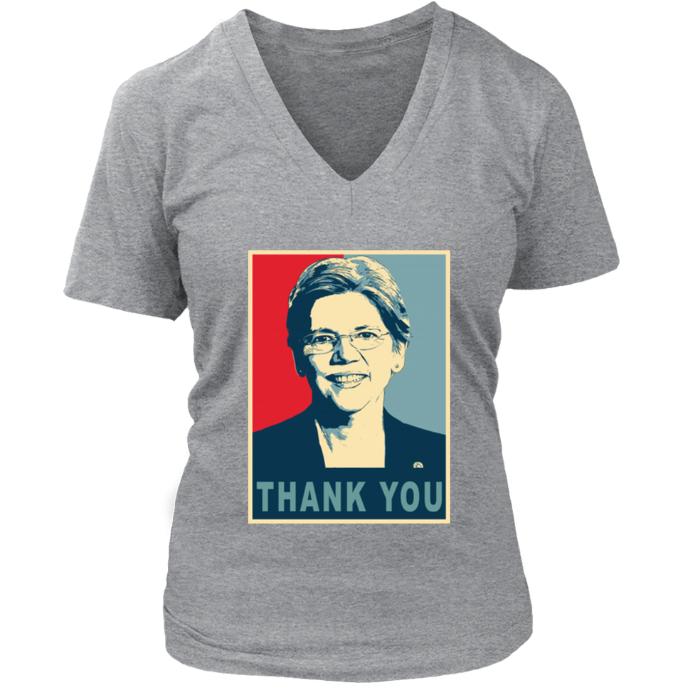 THANK YOU ELIZABETH SHIRT