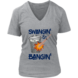 Houston Swangin And Bangin Houston Baseball Sign Stealing Shirt