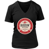 Bussin' With The Boys Beer Label Shirt