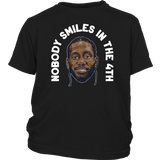 Kawhi Leonard Nobody Smiles in the 4th Shirt