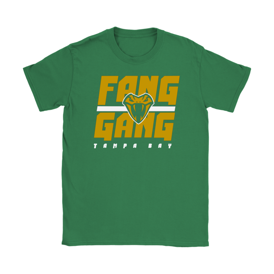 Fang Gang Tampa Bay Vipers T-Shirt