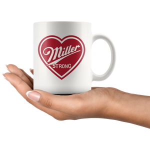 Miller Strong Milwaukee Mug
