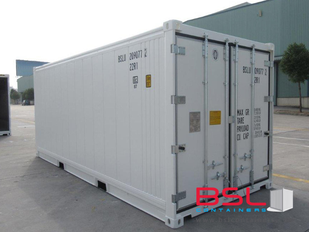 20 ft ISO Reefer in China
