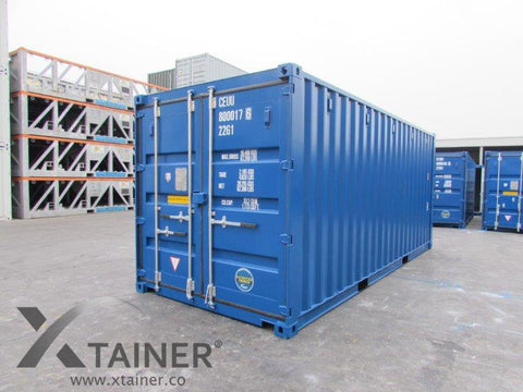 20ft ISO Shipping Containers