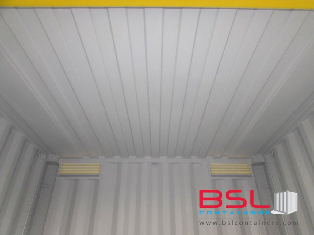 10'+10' High Cube New Build ISO Hazardous Containers Set FOB China CY (10'HCDG) - eSHOP - BSL CONTAINERS