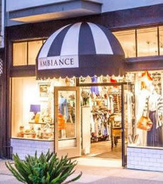 Ambiance Marina District store front