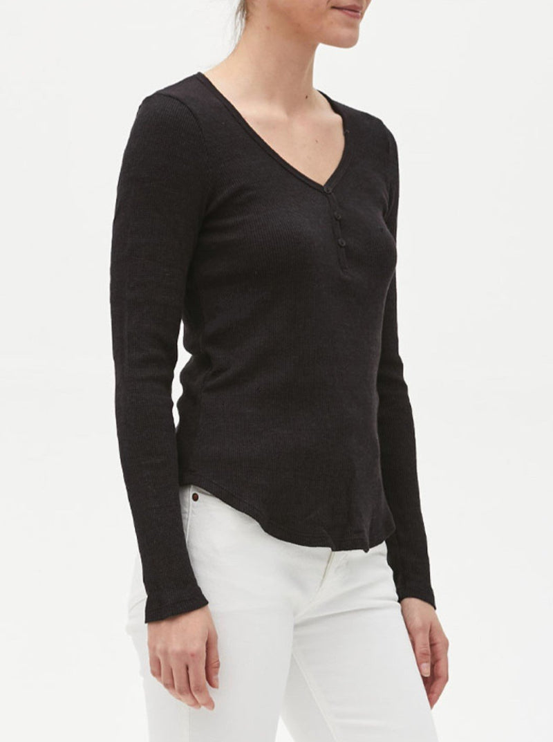 Briann Thermal Henley