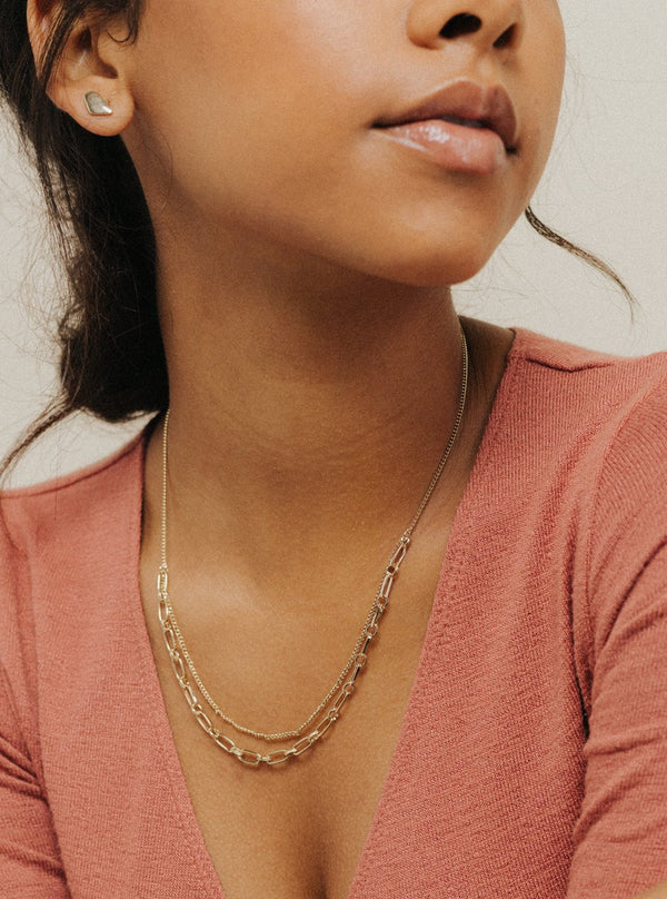 Aya Layered Necklace