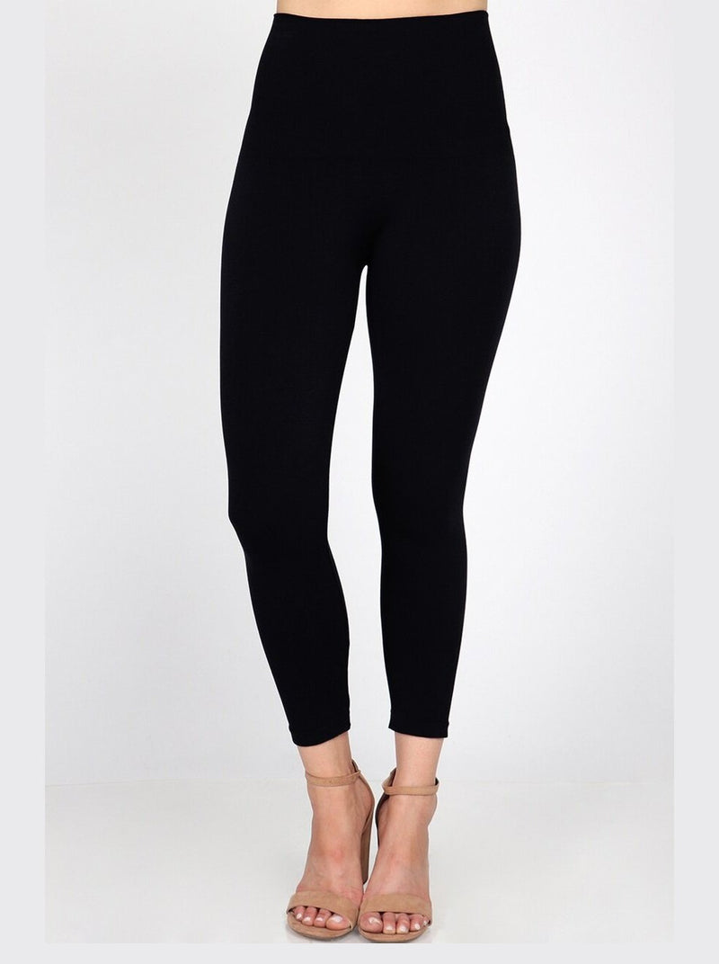 Seamless Control Top Cropped Legging