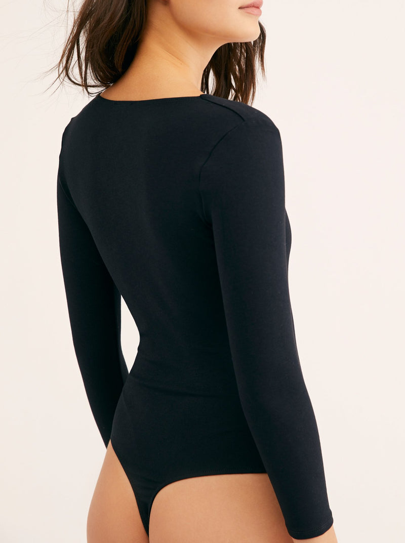Truth Or Square Bodysuit