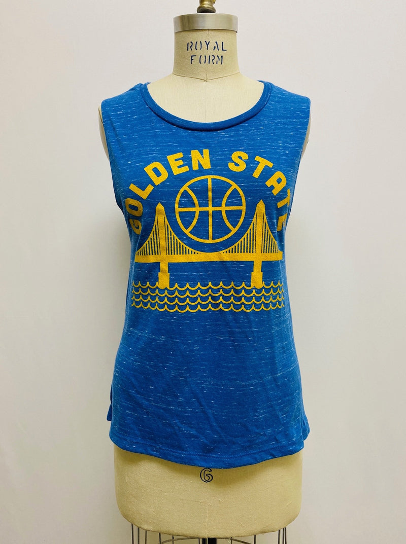 Golden State Muscle Tee