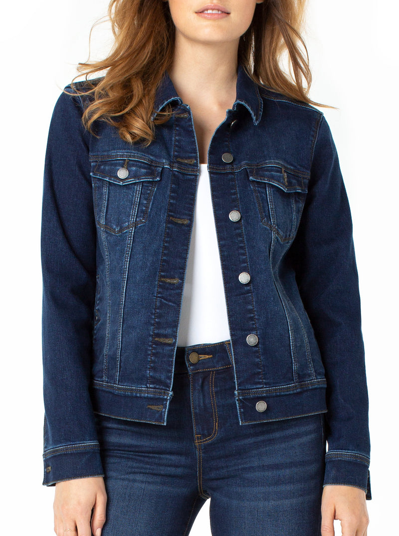 Classic Jean Jacket - Dark Wash