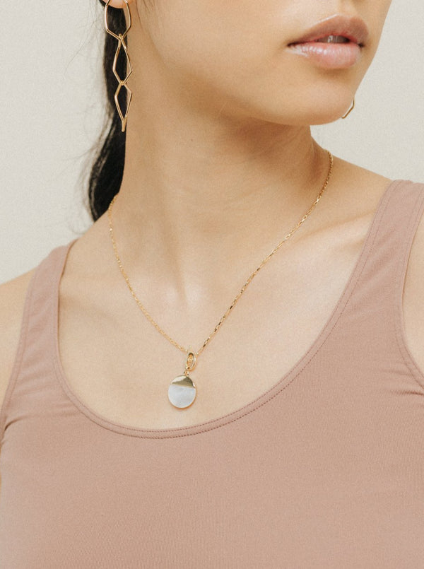 Oasis Toggle Necklace