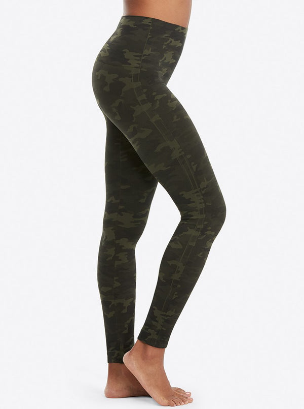 Look At Me Now Seamless Leggings Camo