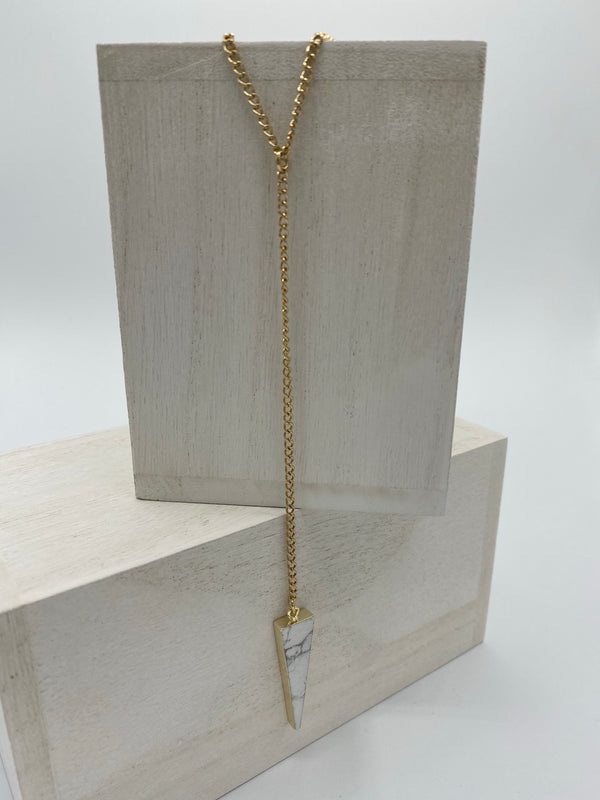 Vertex Y-Necklace