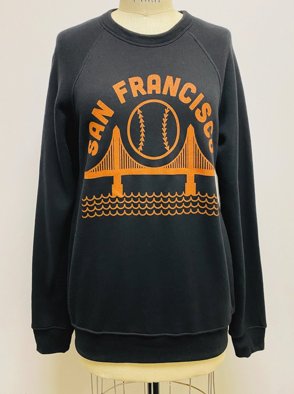 SF Baseball Unisex Sweatshirt