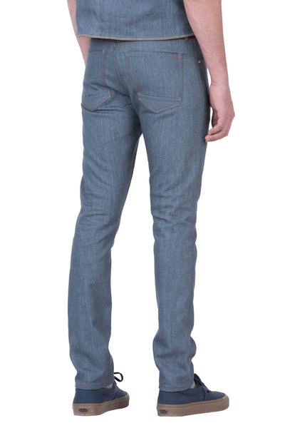 SLIMMER Organic Flex Denim Stone Grey