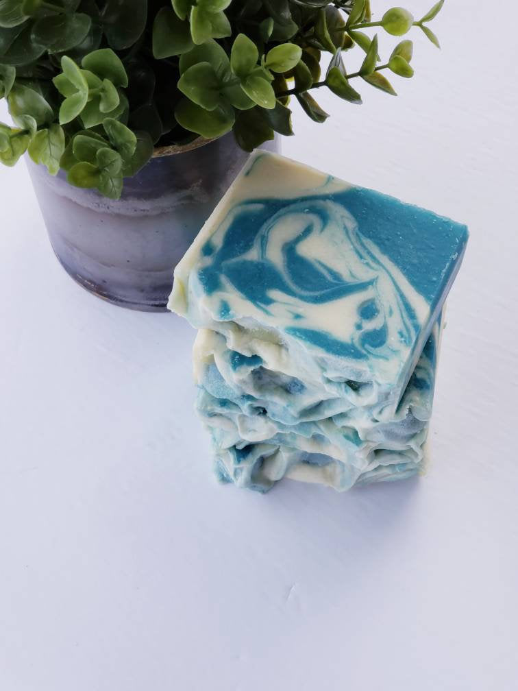 Fresh Artisan Cold Process Soap