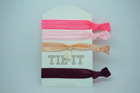 - Hair Ties Set