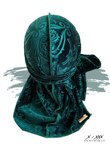 Money green du-rag
