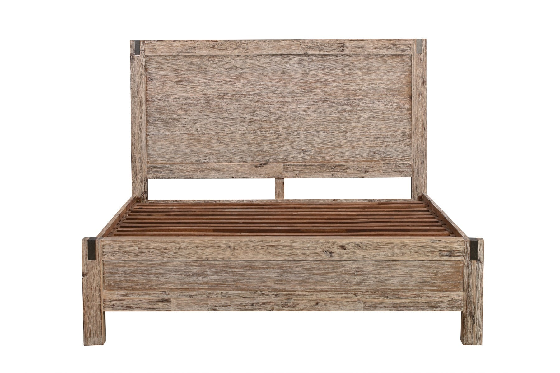 Java Bedframe Single Size Oak
