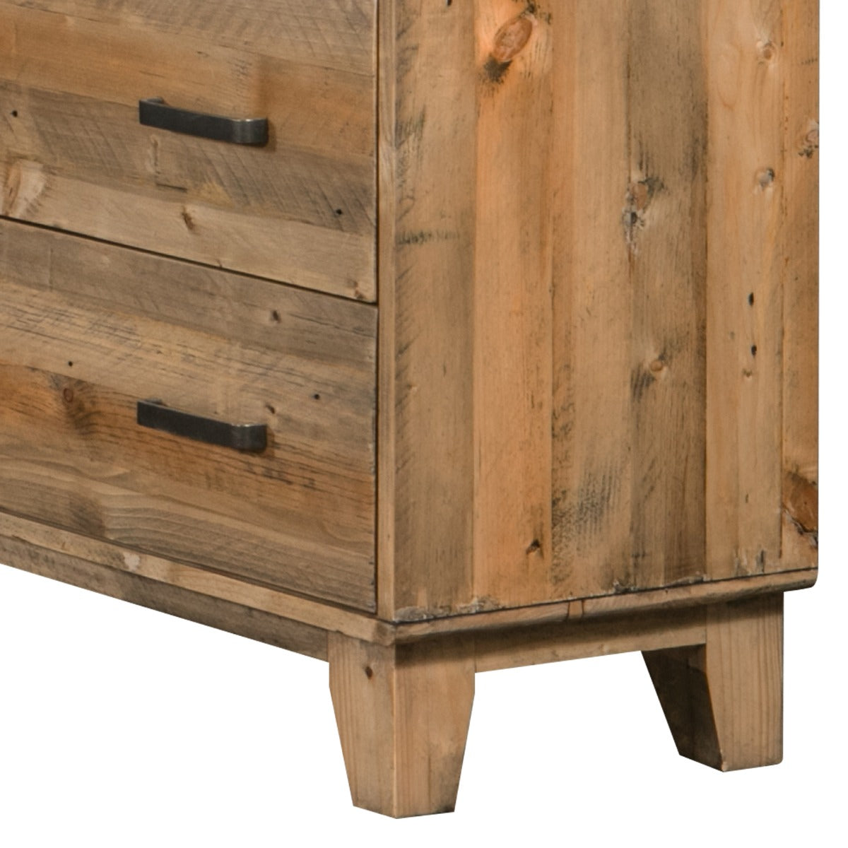 Woodstyle 4- drawer Tallboy