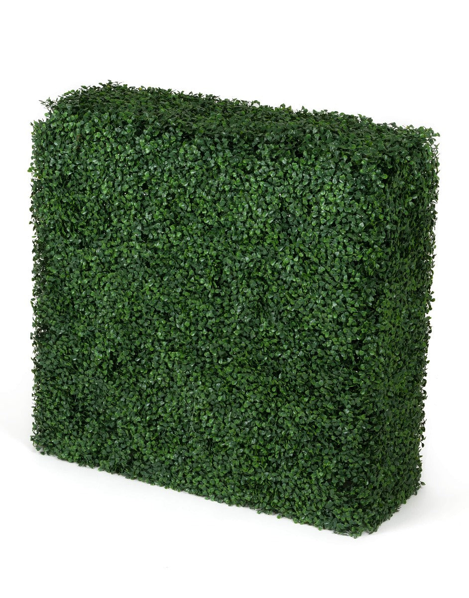 Portable Boxwood Hedge UV Resistant 75CM x 75cm