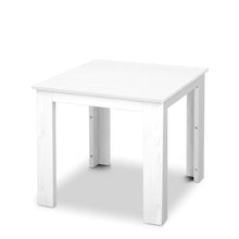Load image into Gallery viewer, Gardeon Outdoor Side Beach Table - White