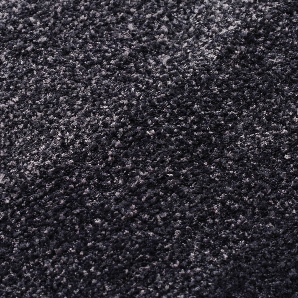Artiss 140x200cm Luxury Shaggy Rug Gradual Color Anti-slip Carpet Black