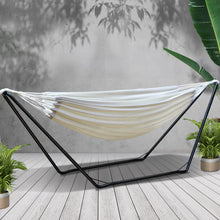 Load image into Gallery viewer, Gardeon Hammock Bed with Steel Frame Stand
