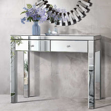 Load image into Gallery viewer, Artiss Mirrored Furniture Dressing Console Hallway Hall Table Sidebaord Drawers