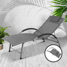 Load image into Gallery viewer, Gardeon Portable Outdoor Chair