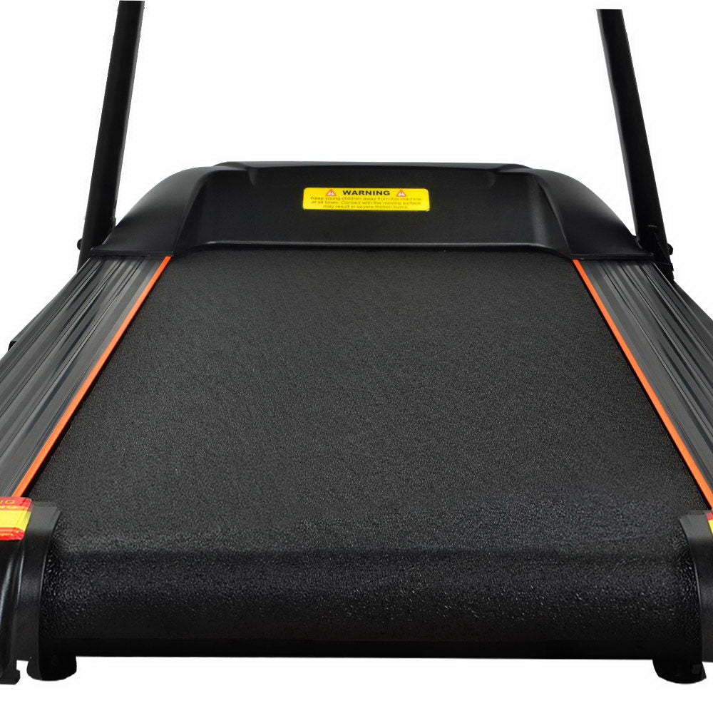 Everfit Electric Treadmill MIG41 40cm Running Home Gym Machine Fitness 12 Speed Level Foldable Design