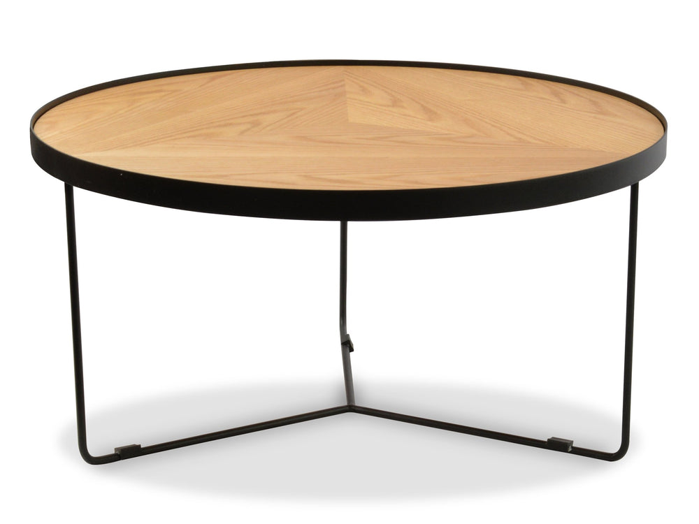 Mia Round Coffee Table