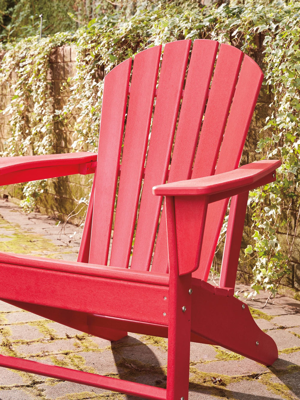 Valli Adirondack Chair - Red