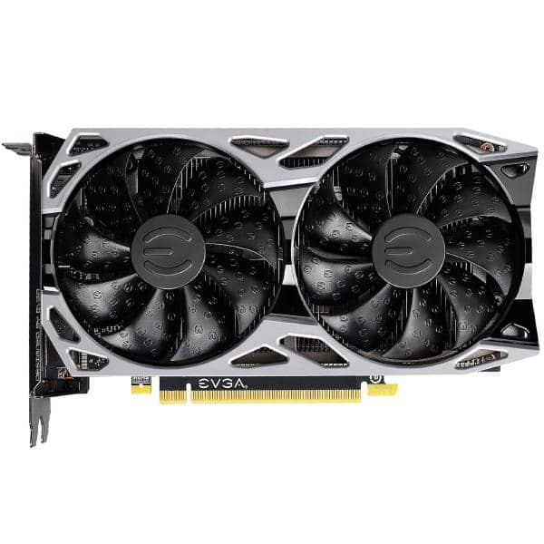 EVGA GeForce GTX 1660 SUPER SC ULTRA GAMING, 06G-P4-1068-KR, 6GB GDDR6, Dual Fan, Metal Backplate