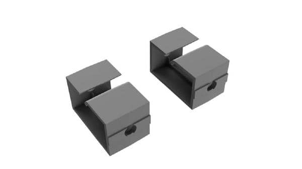 Atdec ADM-CC - Cable Management Clip x 3