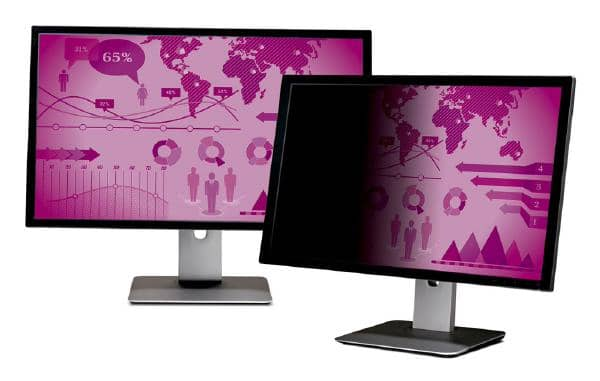 "3M High Clarity Privacy Filter for 22"" Widescreen Desktop LCD Monitors (16:10)"