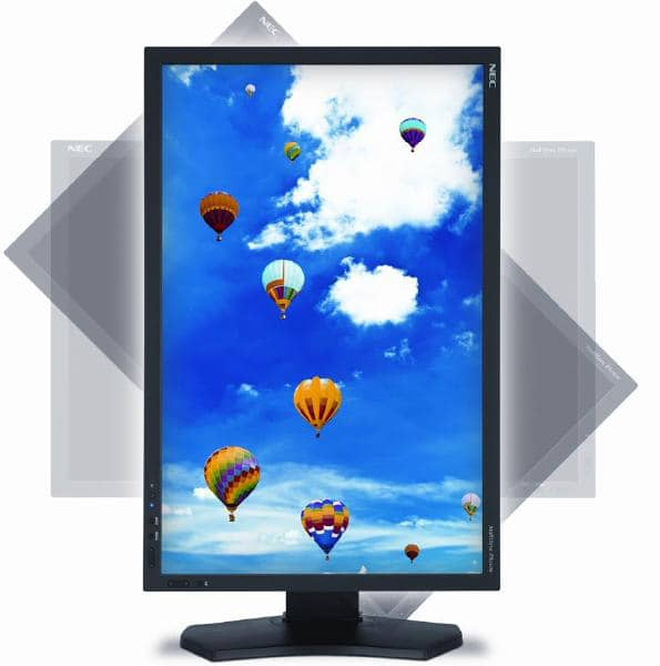 "NEC-3M PA242W / 24""/ USB Touch/ 16:10/ 1920 x 1200/ 1000:1/ 5ms/ IPS Panel/ VGA,DVI-D, DP, HDMI"