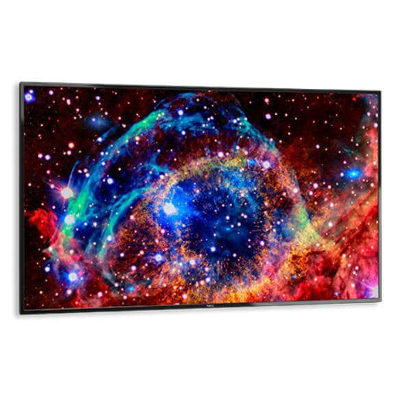 "NEC 50"" E507Q  LED 4K UHD Commercial-Grade/ 16:9/ 16/7 Usage/ VGA,Component, HDMI/ Speakers"