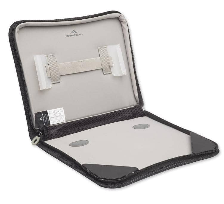 "Brenthaven Tred Zip Folio 13"" - Designed for laptops up to 13"""